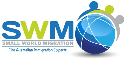 Small World Migration Logo